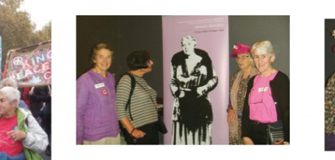 UK WILPF takes action