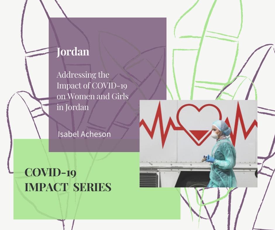 Verde Enfriarse Dibuja una imagen  Covid-19 Impact Series: Jordan – WILPF UK